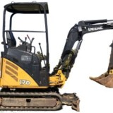 John Deere 17D Excavator Repair Manual (TM10259)