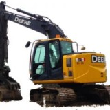 John Deere 135D Excavator Operation and Test Manual (TM10742)
