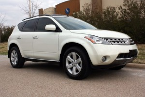2004-2007 Nissan Murano Model Z50 Series Workshop Repair Service Manual