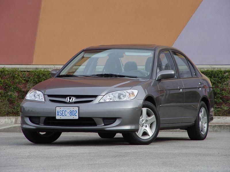 Honda Civic Service Manual 1996 2003
