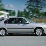 Rover 45 & MG ZS Series Owners Service Manual