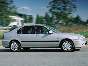 1999-2005 Rover 45, MG ZS Workshop Repair Service Manual