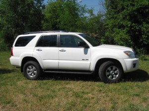 Toyota 4Runner 2003-2008 Workshop Repair & Service Manual