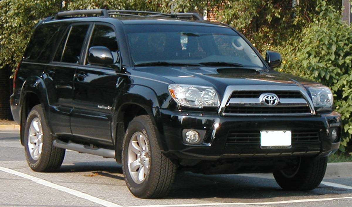 toyota 4runner service and repair manual updates 2003. Black Bedroom Furniture Sets. Home Design Ideas