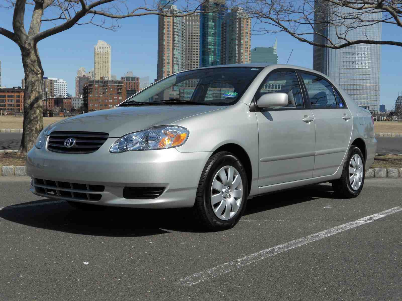 2003-2008 Toyota Corolla Workshop Repair Service Manual BEST DOWNLOAD