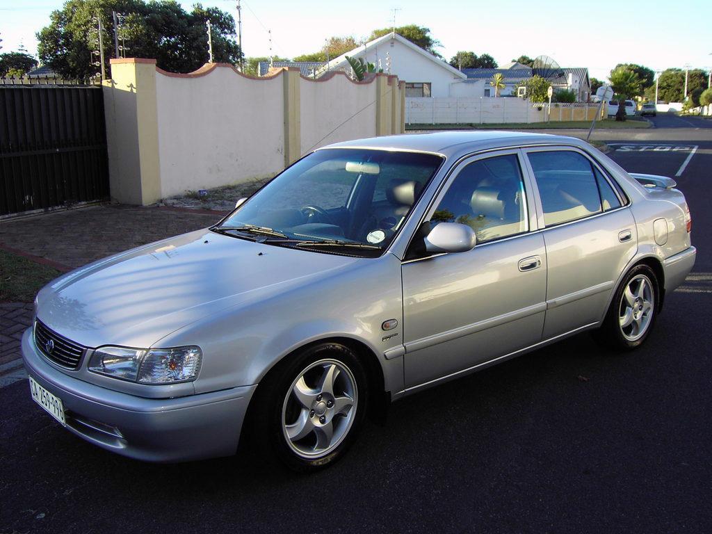 Toyota Corolla Repair Manual: Overhaul