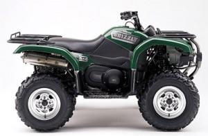 2002 Yamaha YFM660F(P) Grizzly660 ATV Workshop Repair Service Manual