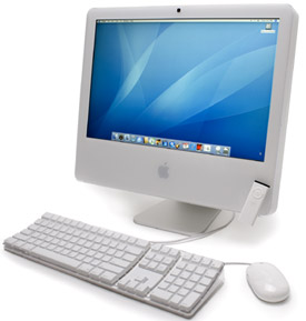 Apple iMac G5 (20-inch, iSight) Service & Repair Manual