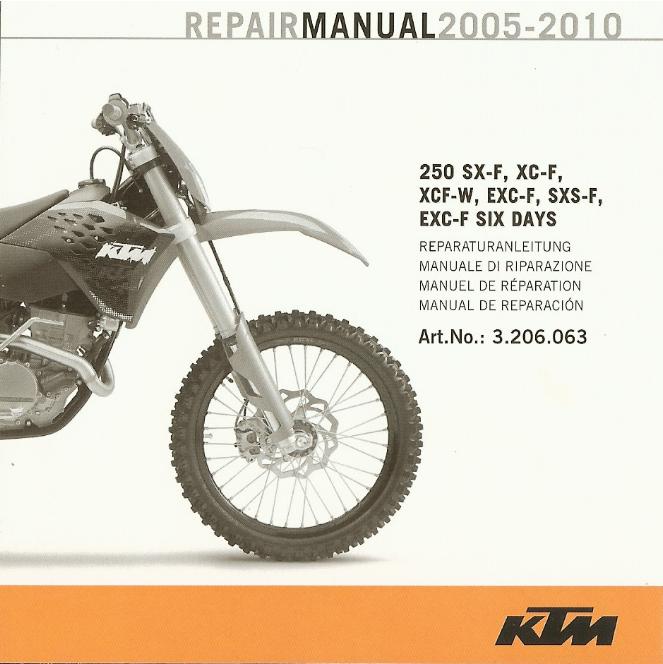 ktm 250 exc f 2008 owners manual heritage malta rh heritagemalta org 2015 ktm 250 sx owners manual 2017 ktm 250 sx owner's manual
