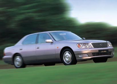 Lexus LS400 Service & Repair Manual 2000