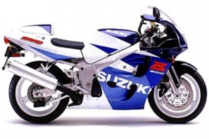 Suzuki GSXR 600 SRAD Service & Repair Manual 1996, 1997, 1998, 1999, 2000