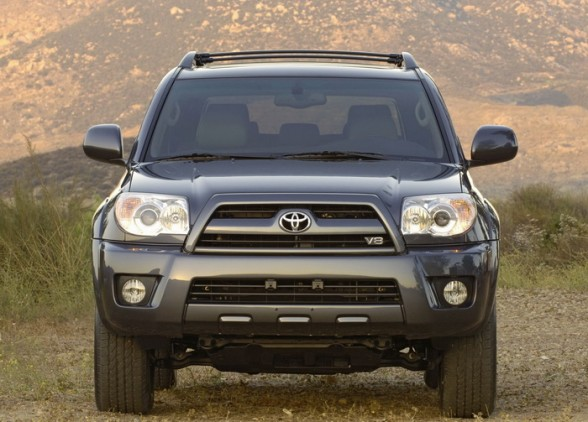 2002 toyota 4runner manual