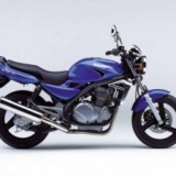 Kawasaki ER-5 ER500C1-C2-C3 ER500D1 Motorcycle Service & Repair Manual 2001-2003
