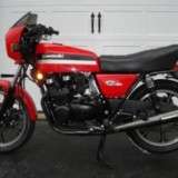 Kawasaki GPZ400 GPZ550 Z400FI-II Z500F Z550F Z400 Z500 Z550 Motorcycle Service & Repair Manual 1979-1985