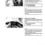 Yamaha TW200T Motorcycle Workshop Service Repair Manual 1987-2001