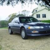 Acura Integra (DA9, DB1, DB2) Workshop Service Repair Manual 1990-1993