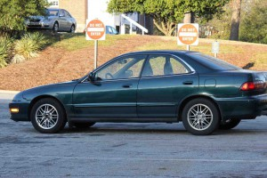 Acura Integra Workshop Service Repair Manual 1998