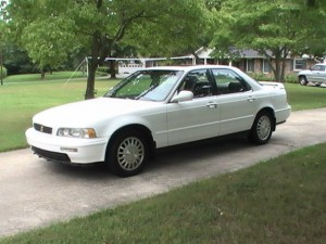 Acura Legend (4-Door Sedan, Coupe) Workshop Service Repair Manual 1991-1995 (3,000+ pages PDF)