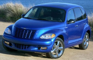 Chrysler PT Cruiser Workshop Service Repair Manual 2003