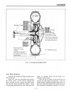 Datsun Bluebird (Model 410 411 Series) Workshop Service Repair Manual and Parts Catalog 1964-1967