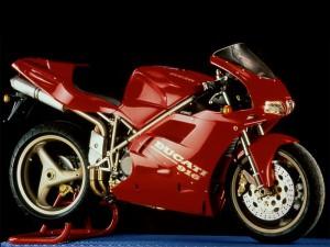 Ducati 748STR, 748SP, 748BIP, 916S, 916STR, 916SP, 916BIP Motorcycle Workshop Service Repair Manual 1994-2002