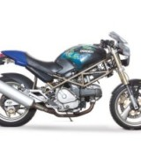 Ducati M600/750/900 Monster Motorcycle Workshop Service Repair Manual 1993 in German