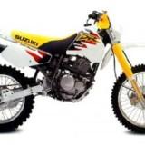 Suzuki DR350, DR350S (DR350M, DR350SM, DR350N, DR350SN, DR350SHN,DR350P, DR350SP, DR350SHP, DR350R, DR350SR, DR350SHR, DR350SER, DR350SES, DR350T, DR350SET, DR350V, DR350SEV) Motorrad Werkstatt Reparaturhandbuch 1990-1997