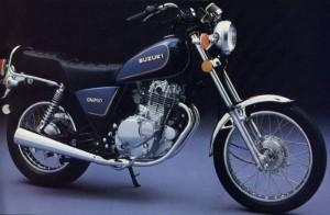 Suzuki GN250 Motorcycle Workshop Service Repair Manual 1982-1983