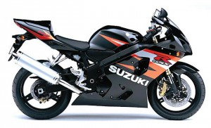 Suzuki GSX-R600 Motorcycle Service Repair Manual 2004-2005