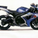 Suzuki GSX-R600-K6 Motorcycle Service Repair Manual 2006