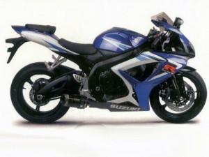 Suzuki GSX-R600-K6 Motorcycle Service Repair Manual 2006