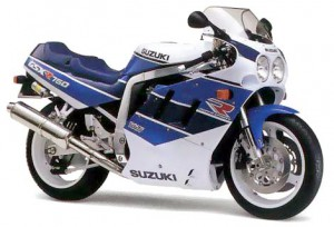 Suzuki GSX-R750W Motorcycle Workshop Service Repair Manual 1993-1995