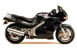 Suzuki GSX1100F Katana Motorcycle Workshop Service Repair Manual 1988-1994