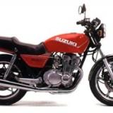 Suzuki GSX400F (GSX400FX, GSX400FZ, GSX400FD) Motorcycle Workshop Service Repair Manual 1981-1983