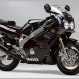 Yamaha FZR600W, FZR600WC, FZR600RA, FZR600RAC, FZR600RB, FZR600RBC Motorcycle Workshop Service Manual 1989-1999
