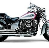 Yamaha XVS650 (XVS650K, XVS650KC, XVS650AK, XVS650AKC) Dragstar Motorcycle Workshop Service Manual 1997-2004