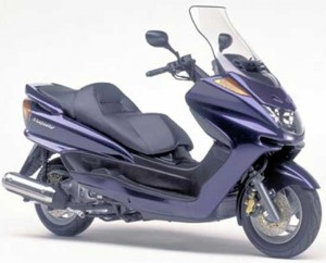 Yamaha YP250 Scooter Workshop Service Repair Manual 1995-1999