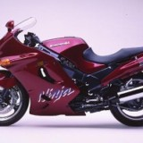 Kawasaki ZX-11 Ninja, ZZR1100-D1~D9 Motorcycle Workshop Service Manual 1993-2001