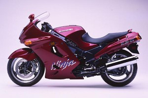 Kawasaki ZX-11 Ninja, ZZR1100-D1~D9 Motorcycle Workshop Service Manual 1993-2001