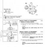 Mitsubishi Montero Workshop Service Manual 1987