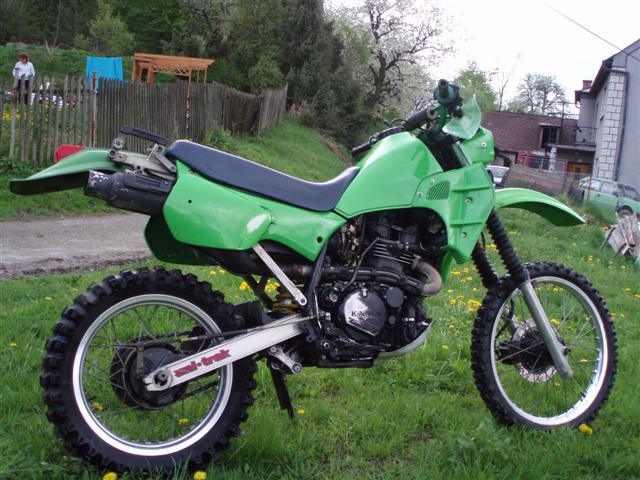 Kawasaki Klr  Service Manual
