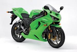 Kawasaki Ninja ZX-6RR Motorcycle Workshop Service Repair Manual 2005-2006
