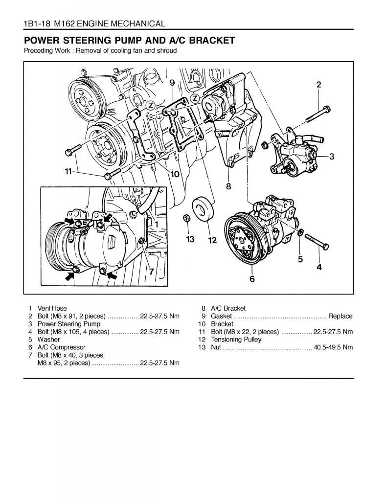 ssangyong korando workshop service repair manual 1997 2000
