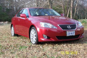 Lexus IS250 Workshop Service Repair Manual 2005-2013