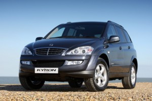 SsangYong Kyron Workshop Service Repair Manual 2005-2015 (2,100+ Pages, Searchable, Printable, Bookmarked, iPad-ready PDF)