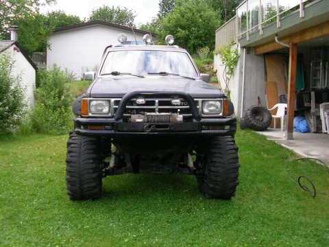 toyota truck  4runner  vzn series  workshop service repair manual 1988  1 500 pages  127mb 1988 toyota pickup factory service manual pdf 1988 toyota pickup owner's manual