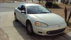 Chrysler Dodge Sebring Stratus Sedan Sebring Cabriolet border=
