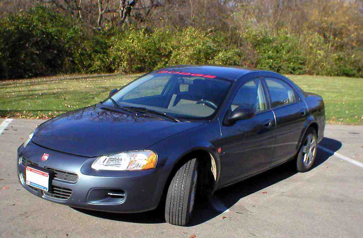 Chrysler  Dodge  Jr  Sebring  Stratus Sedan  U0026 Convertible Workshop Service Repair Manual 2002