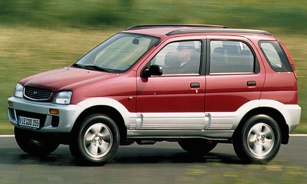daihatsu cuore l701 2003 factory service repair manual