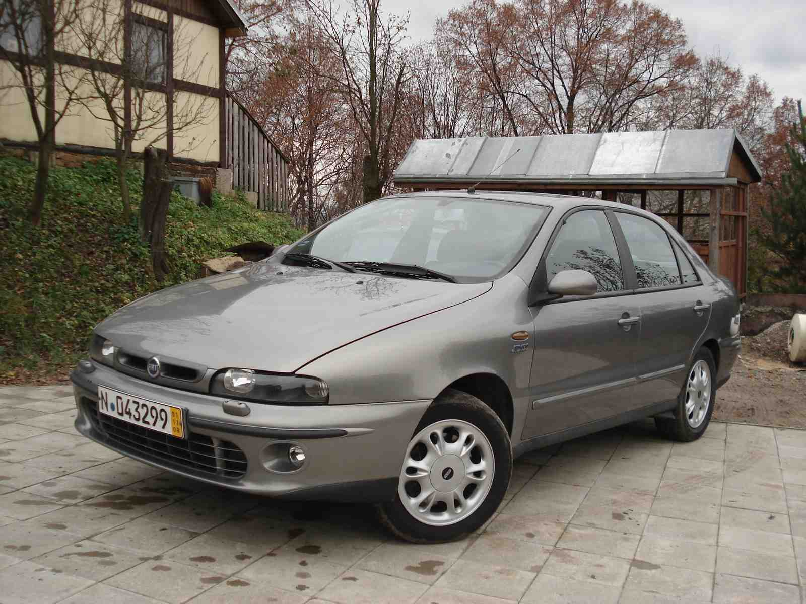 Fiat Marea & Marea Weekend Workshop Service Repair Manual 1996-2002 (4,000+  Pages
